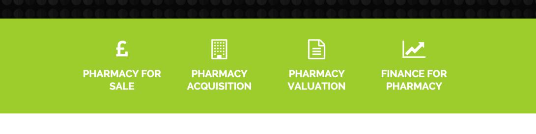 Pharmacy Seekers Icons