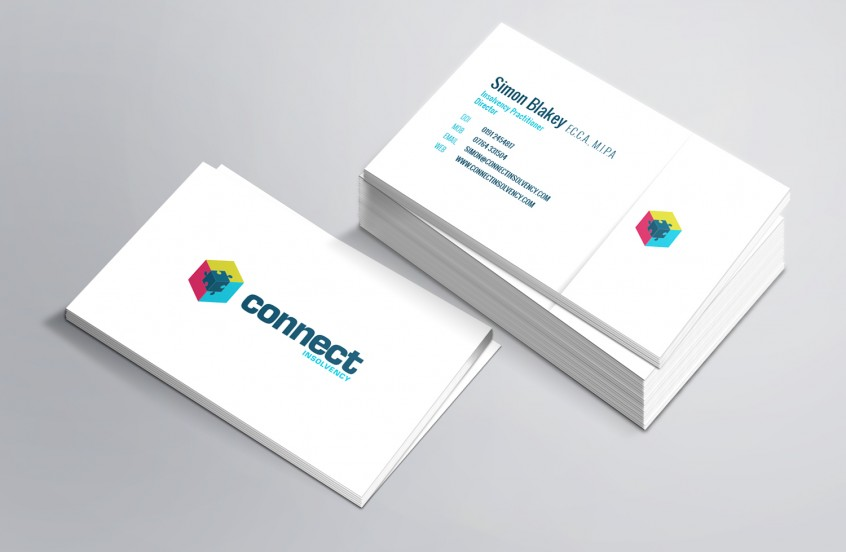 Connect Insolvency Business Cards